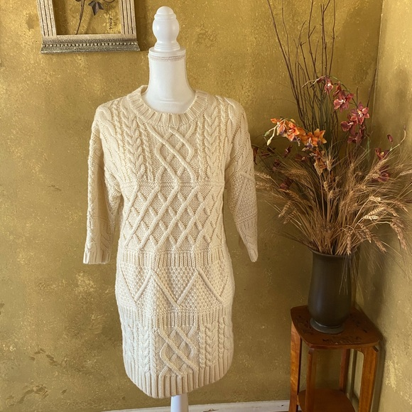 Forever 21 warm sweater dress